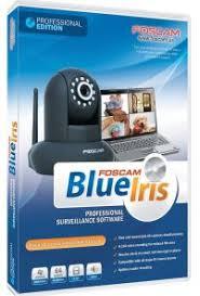 Blue Iris 5.4.7.6 Crack With Keygen Plus License Key Free Download