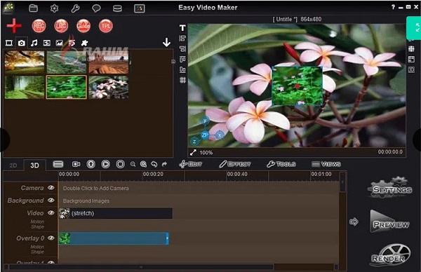 Easy Video Maker Platinum Crack 11.7 + Key Latest Version