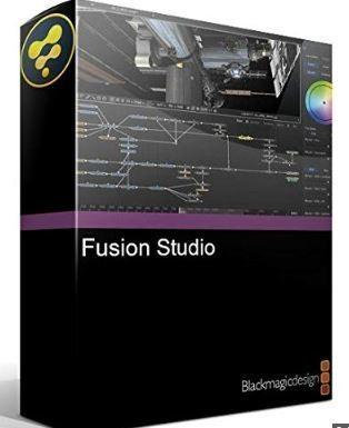 Blackmagic Fusion Studio 17.2.1 Crack With Keygen Free Download