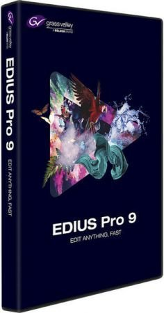 Grass Valley EDIUS Pro 9.55 Crack With Activation Key Full Download