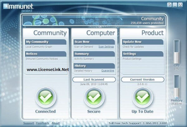 Immunet Antivirus Crack + Activation KEy Full Free Download