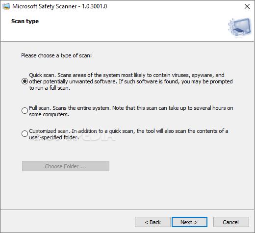 Microsoft Safety Scanner License Code with Crack free Downlaod 2021