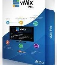 vMix ProCrack 23.0.0.67 + Registration Key Full Version 2021 [Latest]