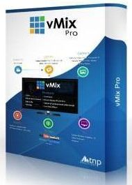 vMix ProCrack 23.0.0.67 + Registration Key Full Version 2021 [Latest]