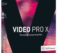 MAGIX Video Pro Crack X12 v18.0.1.95+ License Key Free