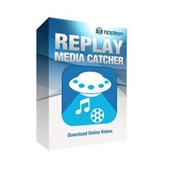 Replay Media Catcher 7.0.21.0 Crack + Registration Code Free Download