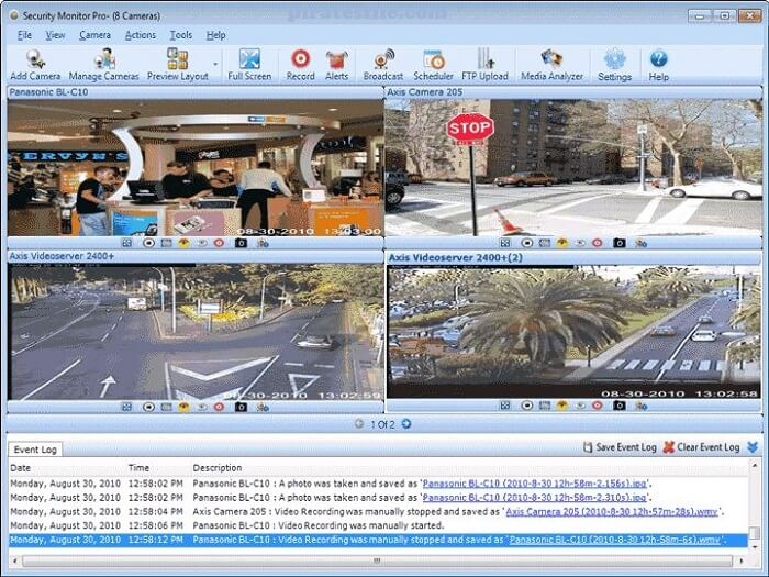 Security Monitor Pro Crack 6.07 plus Activation Code Free Download