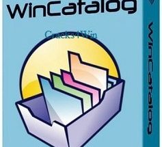 WinCatalog 2022.6.0.917 Crack + Serial key Free Download