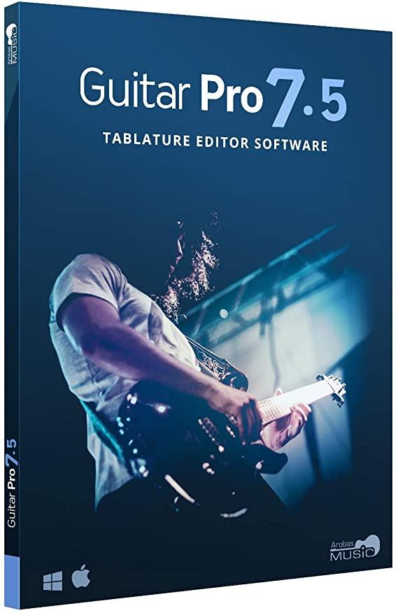 Guitar Pro 7.5.5 Crack + License Key Free Download
