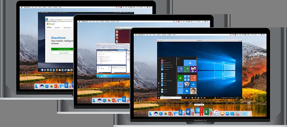 Parallels Desktop 16.3.2 Crack With License Key Free Download