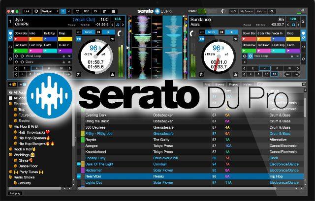 Serato DJ Pro 2.4.6 Crack + Serial Key Free Download
