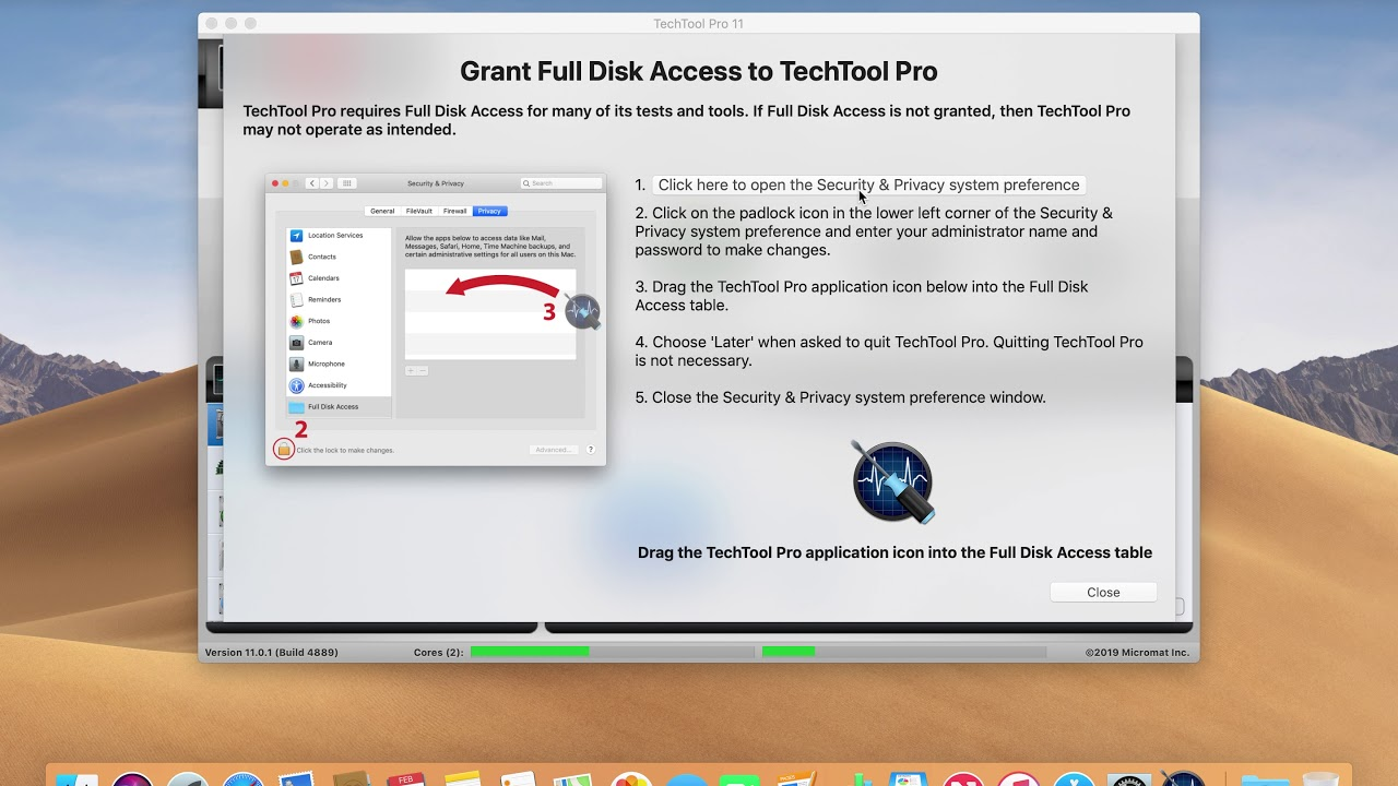 TechTool Pro 13.0.2 Crack With Serial Number Free Download