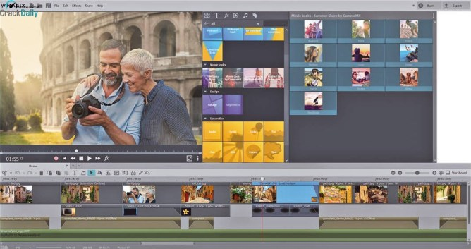 MAGIX Photostory Deluxe 2021 v20.0.1.62 Crack With Serial Key Free
