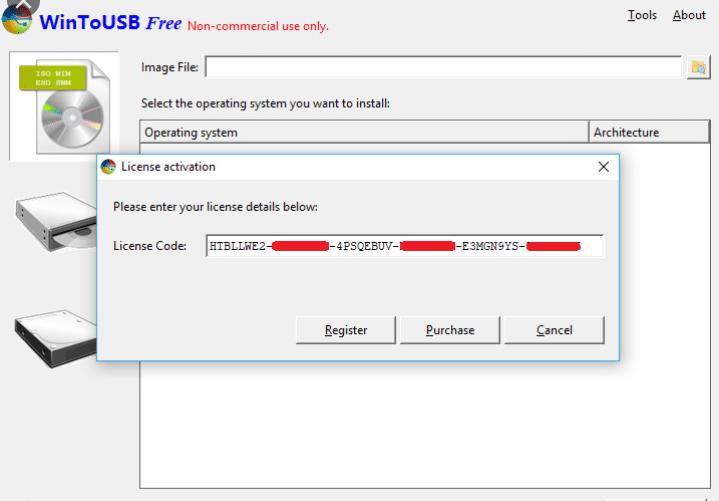 WinToUSB Enterprise 6.0 Crack With License Key Free Download