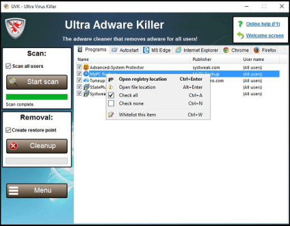 Ultra Adware Killer 9.7.3.0 Crack With Serial Key Free Download