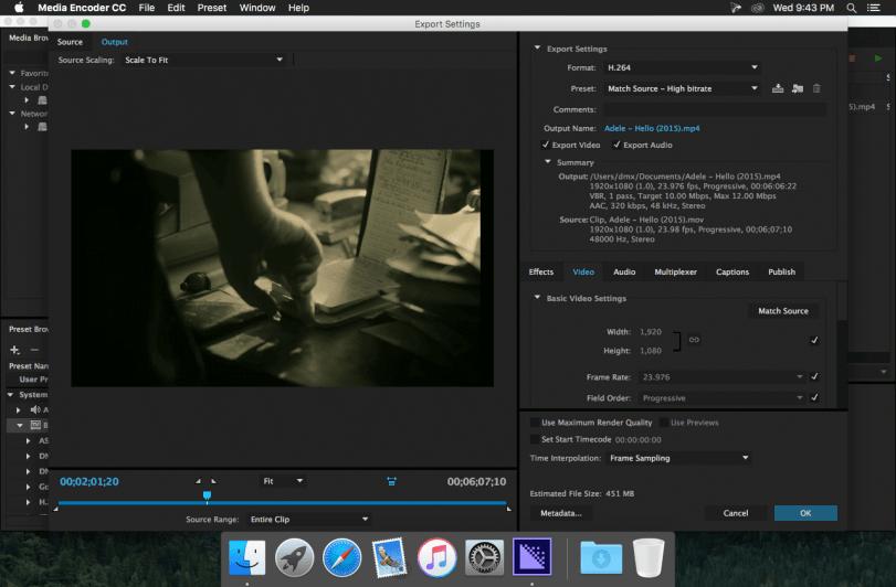 Adobe Media Encoder 2021 v15.2.0.30 Crack With Keygen Free Download