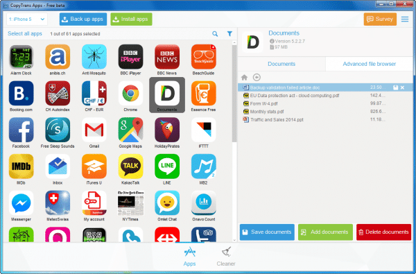 CopyTrans 6.202 Crack With Serial Key Free Download