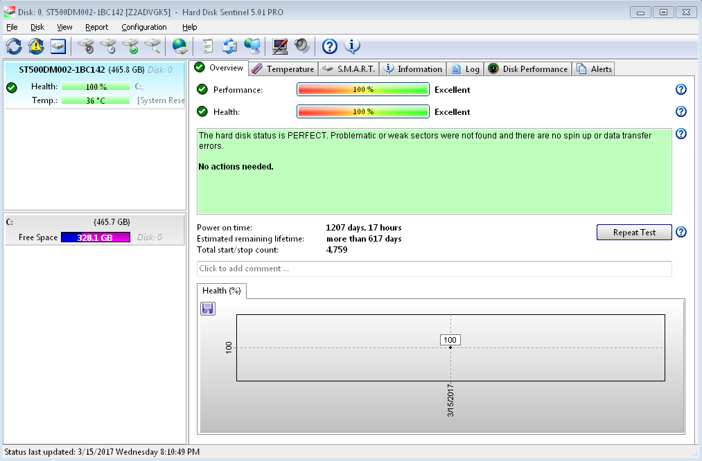 Hard Disk Sentinel Pro 5.70.5 Crack With Serial Key Free Download