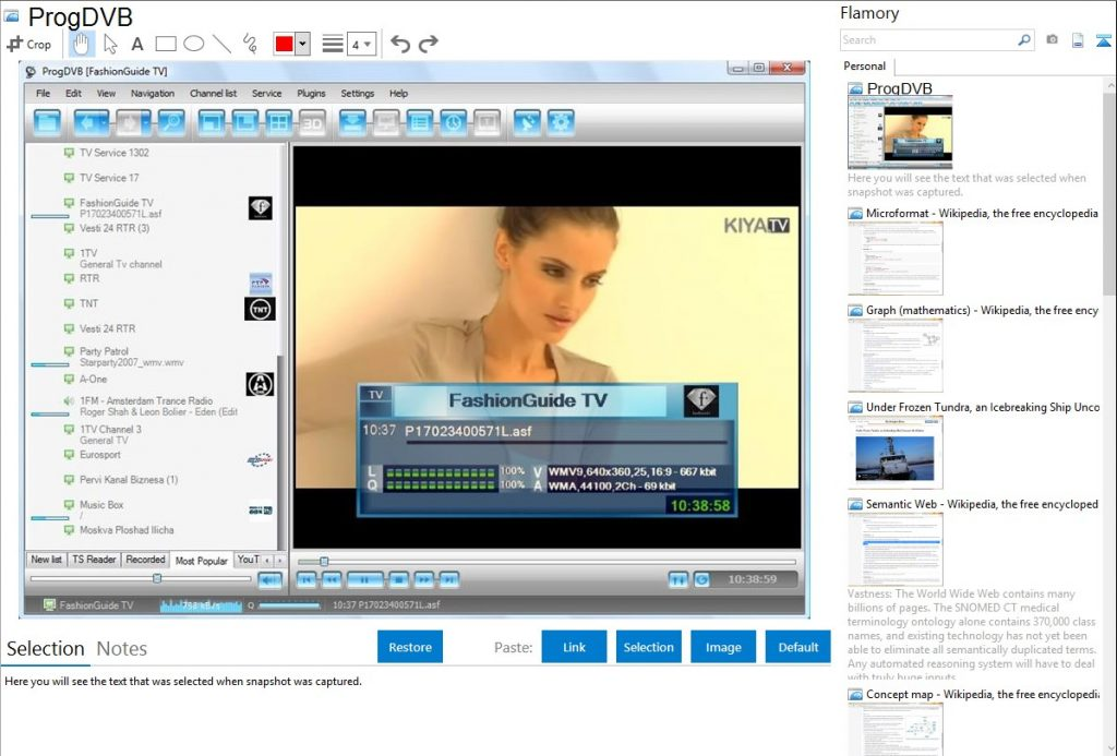 ProgDVB Professional 7.40.8 Crack With Serial Key Free Download
