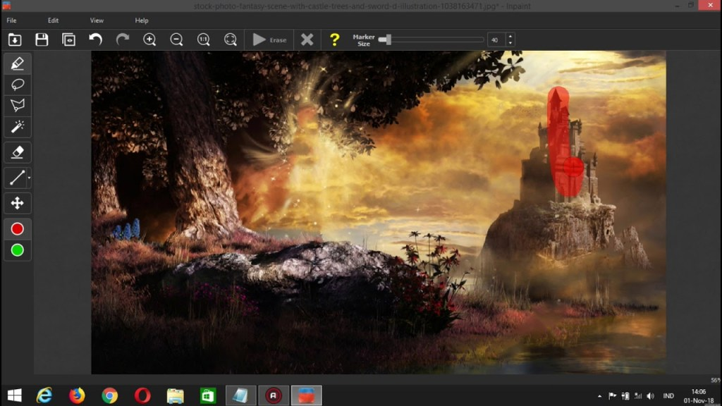 Teorex Inpaint 9.1 Crack With Serial Key Free Download