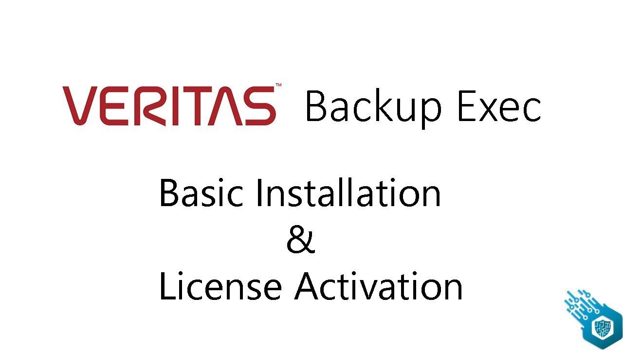 Veritas Backup Exec 21.2.1200.1930 Crack With Serial key Free Download