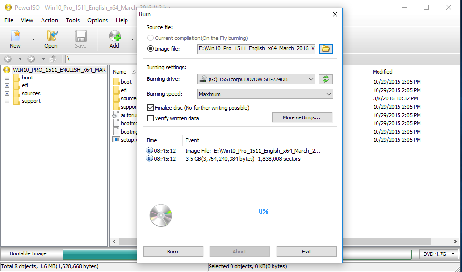 PowerISO 8 Crack - Free download and software