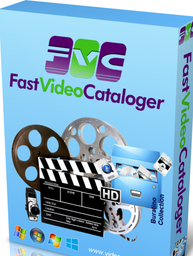 Fast Video Cataloger 8.0.1 Crack With Serial Key Free Download