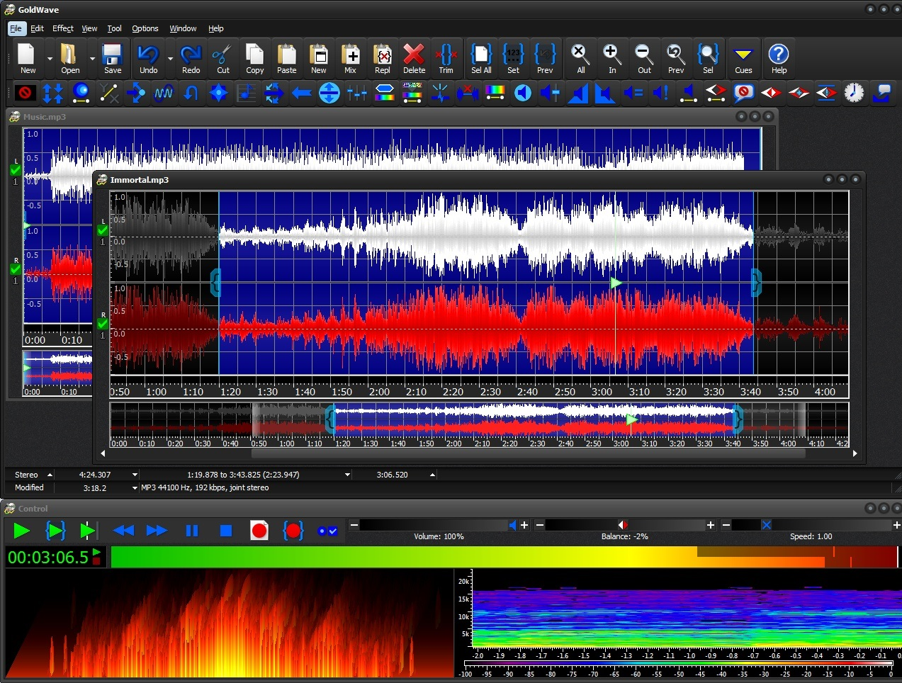 GoldWave 6 Crack _ Audio & Video Editing Software Free