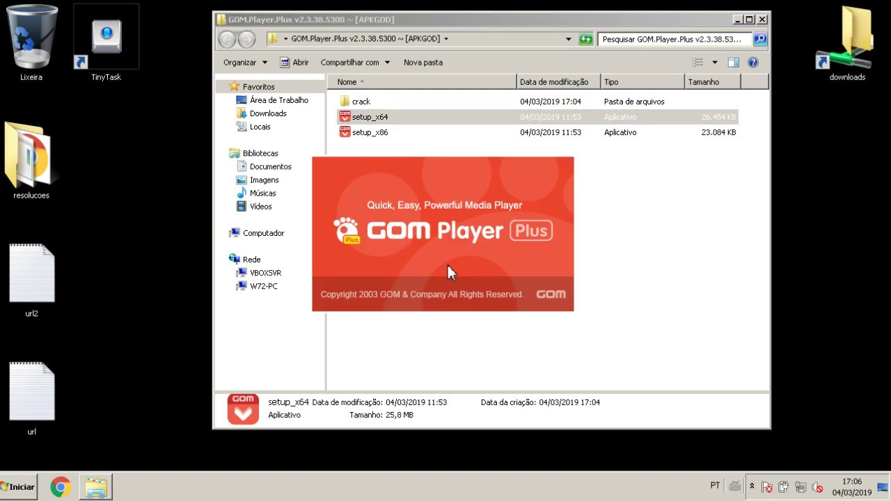 GOM Player Plus 2.3 Crack With License Key Free