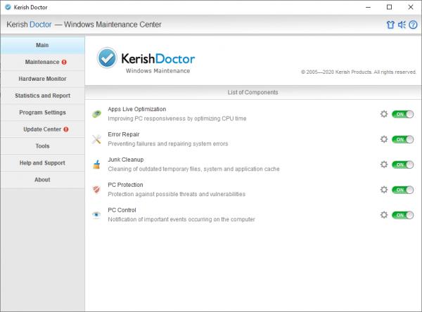 Kerish Doctor 2021 Crack _ Serial Key Free