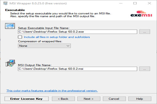 MSI Wrapper Pro 10.0.50 Crack Free Download