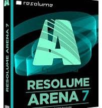 Resolume Arena 7.5 Crack _ Software & Media Server
