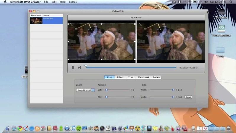 Aimersoft DVD Creator 6.5.2.190 Crack + Latest Version