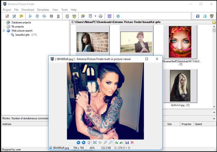 Extreme Picture Finder 3.57.0 Crack + Serial Key Fee Download