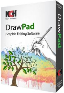 NCH DrawPad Pro 7.49 Crack with Keygen Free Download