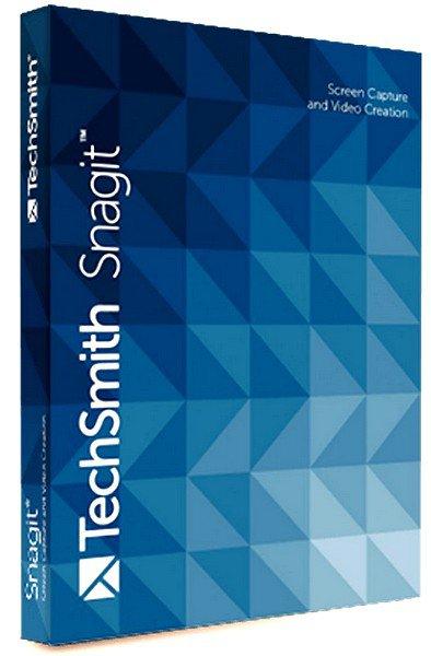 TechSmith Snagit 2021.4.4 Crack With Keygen [MAC + WIN]